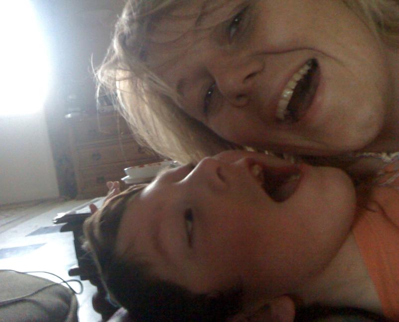 2014 Duo avec maman