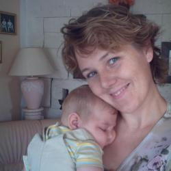 5 mois avec maman