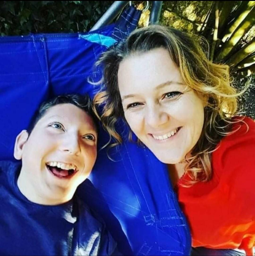 Alex et maman 2020