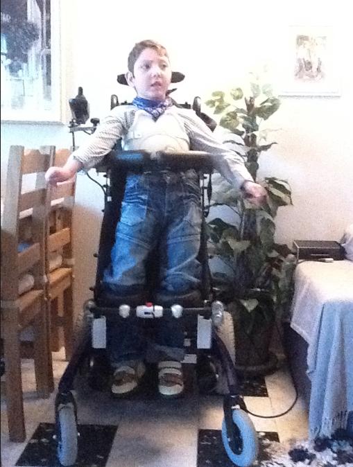 2011 Essai fauteuil verticalisateur